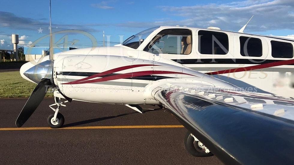 BARON B58 Ano 2001