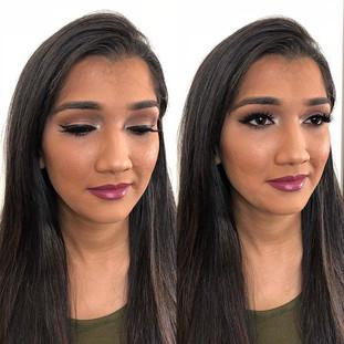 Birthday Makeup