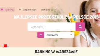Najlepsze przedszkole w Warszawie