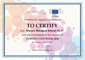 Code Week 2020