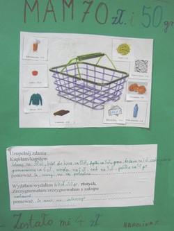 gospodarność - planowanie zakupów