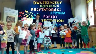 Dwujęzyczny Konkurs Recytatorski