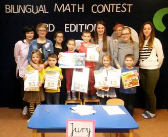 Dwujęzyczny Konkurs Matematyczny / Bilingual Math Contest