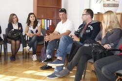Wizyta w Tęczowym Ogrodzie - 2012 r
