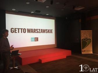 Życie w Getcie Warszawskim
