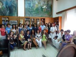Wizyta w Grecji - 2011 r.