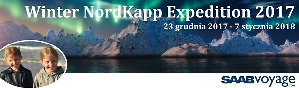Winter NordKapp Expedition 2017