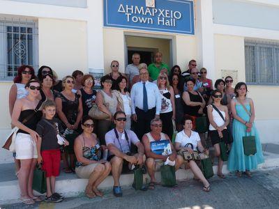 Wizyta w Grecji - 2011 r