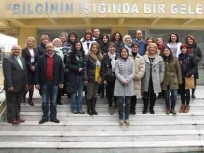 Wizyta w Turcji - 2013 r