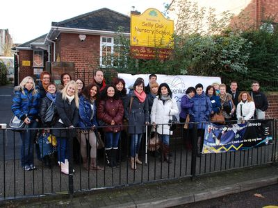 Wizyta w Anglii - 2012 r