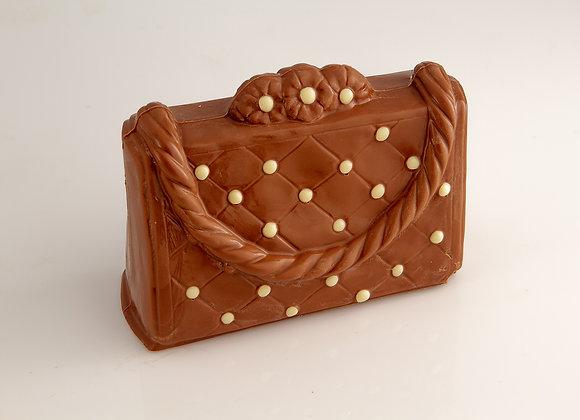 Handmade Chocolate Handbag