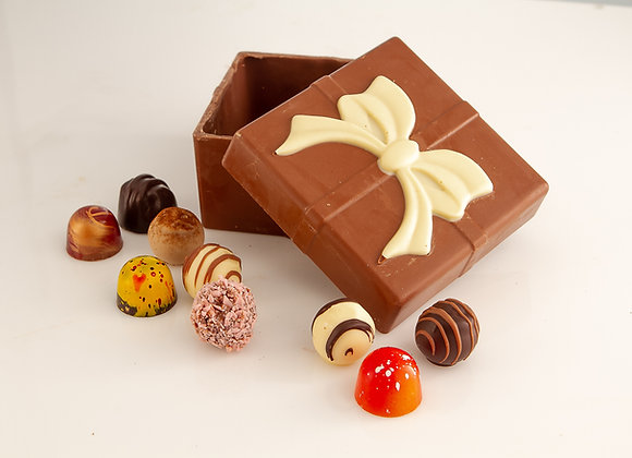 Handmade Chocolate Box