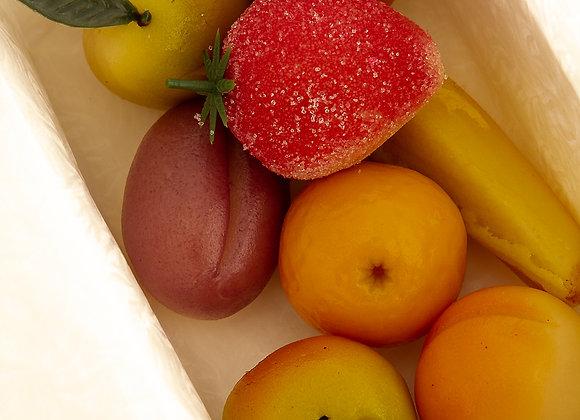 Marzipan Fruit Selection