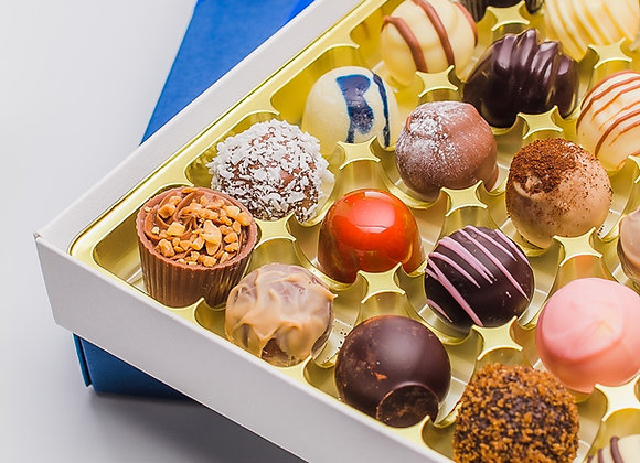 Luxury Gift Box for 36 Truffles