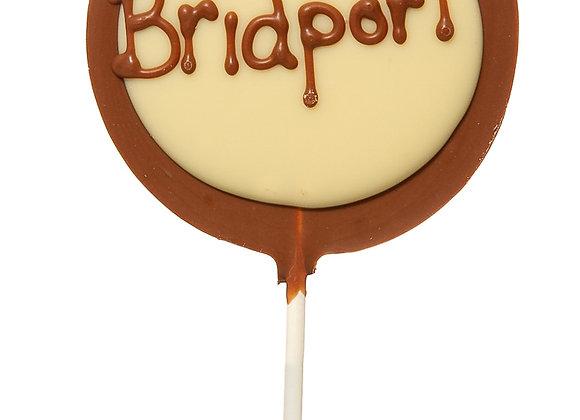 Dorset Chocolate Lollipops