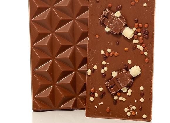 Mini Figures Chocolate Bar