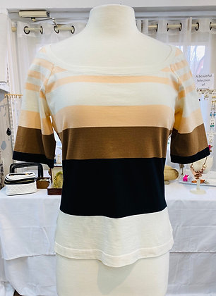 St John Striped Top