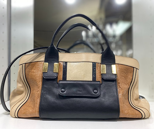 Chloe  Alice Leather Small Duffle Bag