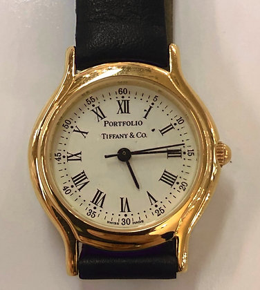 Tiffany & Co Portfolio Watch