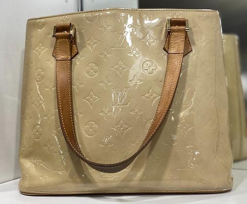 Louis Vuitton Monogram Vernis Huston Tote Bag