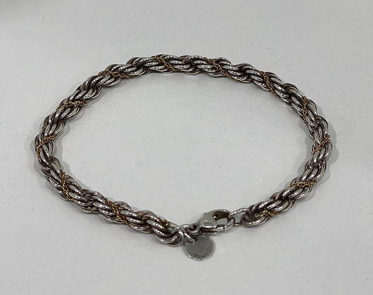 Tiffany & Co. Chained Bracelet