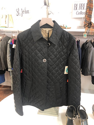 Burberry Brit Black Quilted Jacket