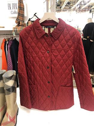 Burberry Oxblood Jacket