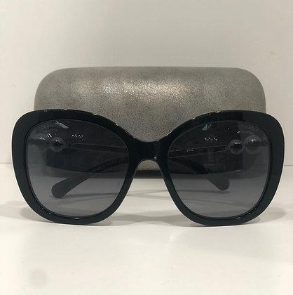 Chanel Sunglasses CC Faux Pearl
