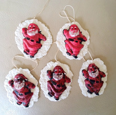 Sooty Santas 1-5