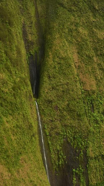 Rainfed Waterfall