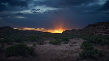 Moab Sunset
