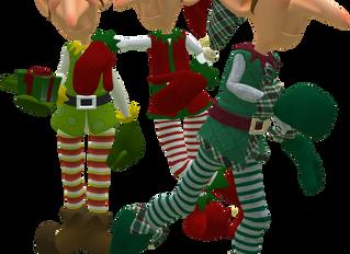 CHRISTMAS RUSH FOR SANTA
