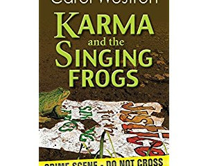 My review of Karma and the Singing Frogs