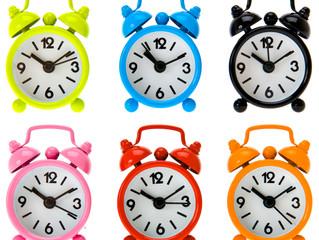 Tick Tock Said The Clock