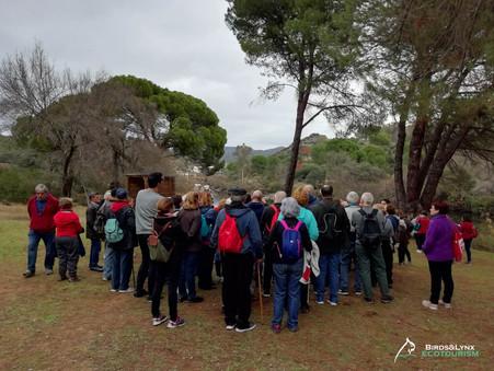 Recibimos la visita del CEPER de Fuensanta de Córdoba