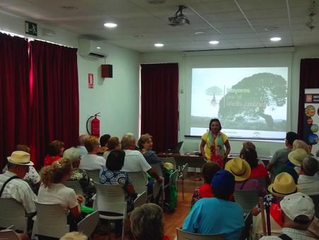 39 personas participan en el Programa Mayores por el Medio Ambiente en Andújar
