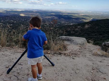 ¿Qué hacer con niños en la naturaleza?
