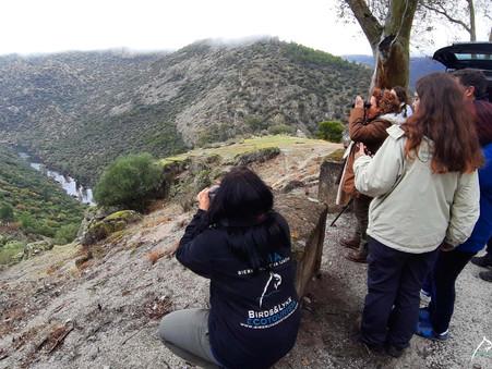 """Participamos en la jornada formativa """"CÓMO SER ANFITRIÓN DE TU ENTORNO NATURAL"""" en #Andújar"""