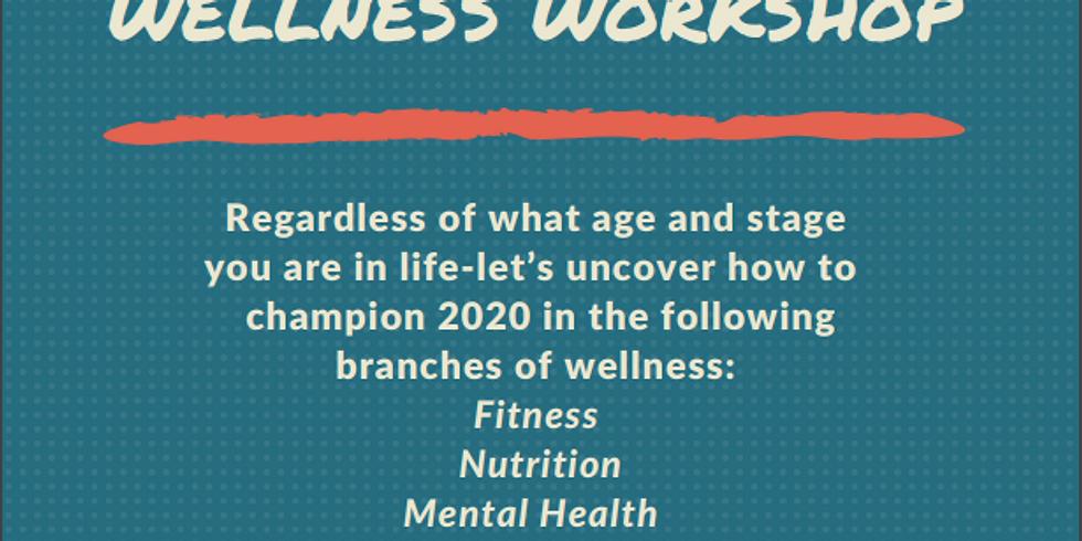 Mind & Body Wellness Workshop