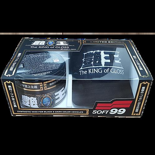 THE KING BLACK EDIÇÃO LIMITADA