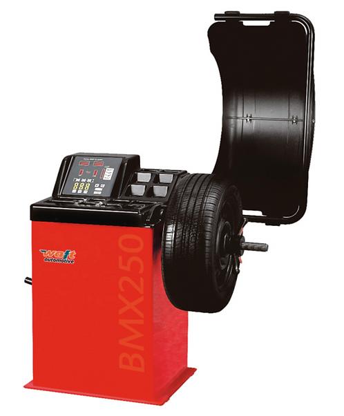 Balanceadora de Pneus BMX250