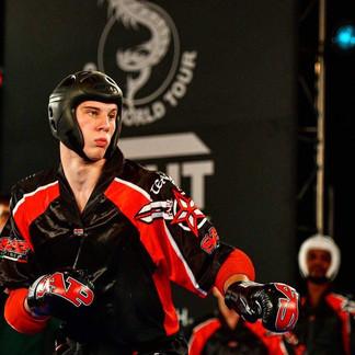 Elijah Everill. The World's best Point Fighter?