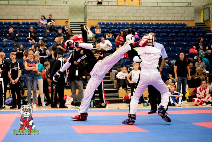 Prince takes the crown at GB Grand Slam