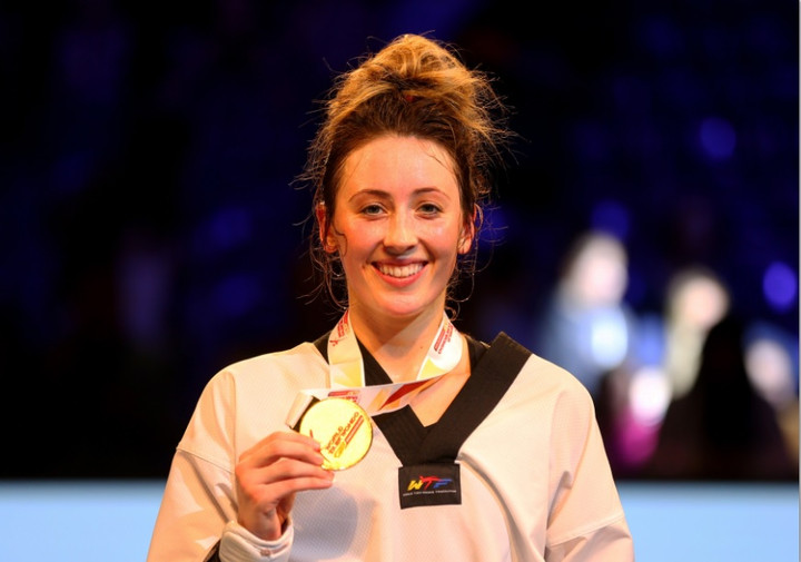 Record medal haul for GB Taekwondo at the Manchester World Grand Prix