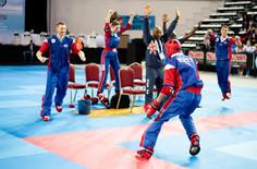 Who are the latest WAKO British Champions?