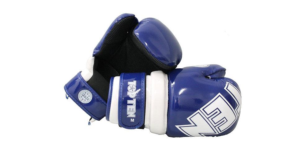 Top Ten Pointfighter Gloves - BLOCK
