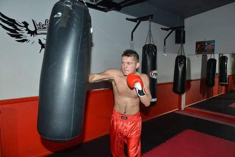 Sidekick Boxing celebrate 10 years of trading