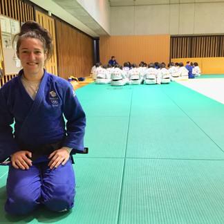 Judo Bronze for Natalie Powell