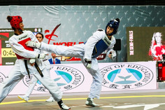 Bianca takes silver to lead trio of GB medals in Taoyuan