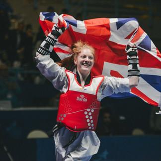 Double delight for GB at junior Taekwondo World Championships